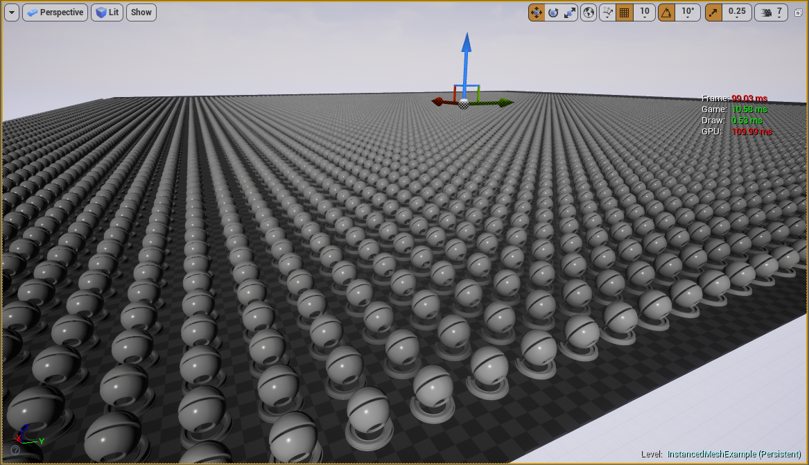 Let's Play with a lot of Meshes - Part 1 - The Undead Dev